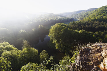 Austria, Upper Austria, Hardegg, Thaya Valley National Park, Thaya river - GFF000325