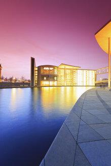 Germany, Berlin, Paul Loebe House - MSF003101