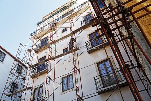 Portugal, Lisbon, Alfama, renovating of a residential house - BI000109