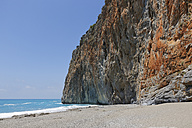 Turkey, Antalya Province, Turkish Riviera, beach of Gazipasa - SIEF004781