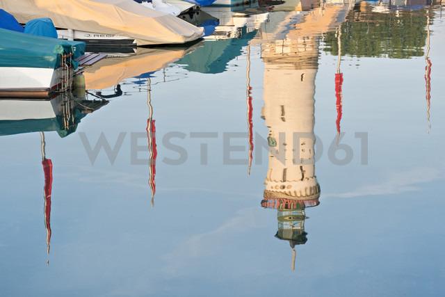Germany, Bavaria, Lindau, Lighthose at Lake Constance - SH001131 - Holger Spiering/Westend61