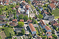 Germany, baden-Wurttenberg, Aerial view of Kressbronn - SH001119