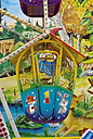 Cabin of children's carousel - VI000054