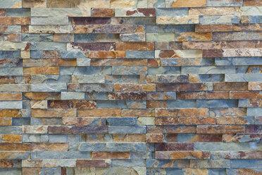 Germany, natural stone, slate, stonepanel - WDF002110