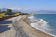 Turkey, Anamur, Antique town Anemurium and beach - SIEF004798