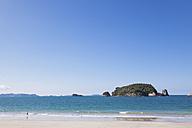 New Zealand, Coromandel Peninsula, Hahei Beach, Mahurangi Island - GW002423