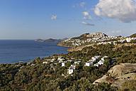Turkey, Bodrum, Holiday complex Guemueskaya at the coast - SIEF004855