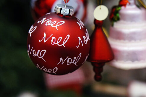 Christmas bauble - HOH000282