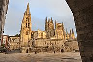 Spain, Burgos, Burgos cathedral - LA000354