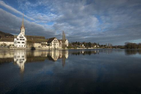 Switzerland, Schaffhausen, Stein am Rhein, Monastery of St. Georgen - EL000731