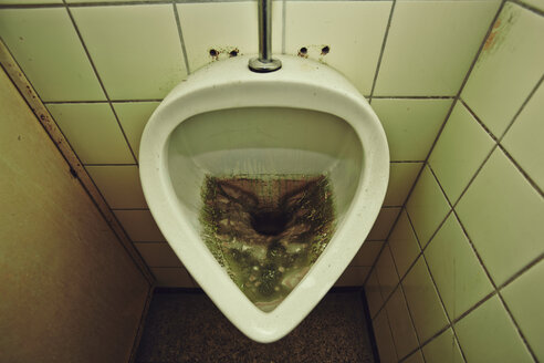 Germany, Bavaria, old urinal - DSCF000129