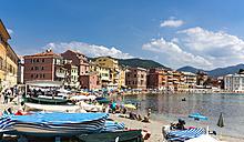 Italy, Cinque Terre, Sestri Levante, Baia del Silenzio - AM001558
