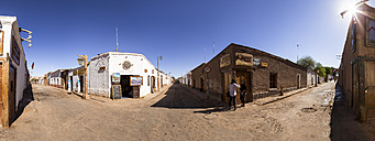 Chile, Atacama Desert, San Pedro de Atacama - STS000249