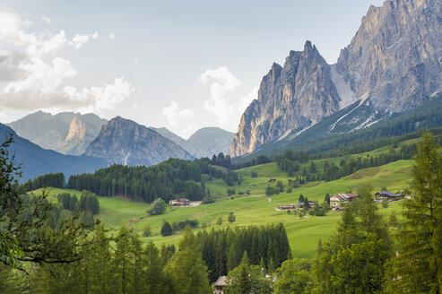 Italy, Province of Belluno, Veneto, Cortina d'Ampezzo - MJ000440