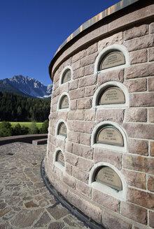 Italy, South Tyrol, Innichen, War memorial - WW003109