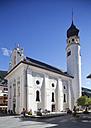 Italy, South Tyrol, Innichen, Parish church St.Michael - WW003106