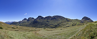 Italy, Trentino, Belluno, Pordoi Pass - WWF003098