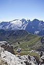 Italy, Trentino, Belluno, Cable car at Sass Pordoi - WW003045