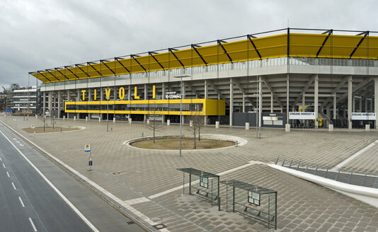 Germany, North Rhine-Westphalia, Aachen, football stadium Tivoli - HL000326
