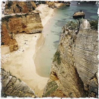 Beach near Lagos, Portugal, Algarve, Lagos - SEF000191