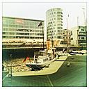 Steamboat in the Sandtorhafen, Germany, Hamburg, HafenCity Hamburg - SE000225