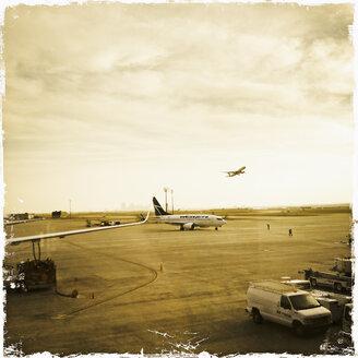 Airport Calgary, Canada, Alberta, Calgary - SE000173