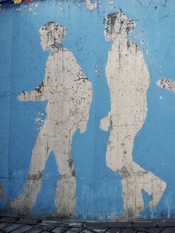 Wall Painting in Hamburg, Germany - SE000362
