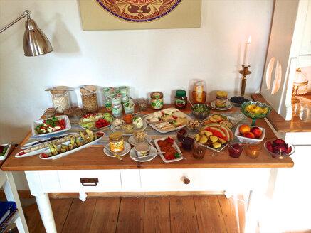 Breakfast Buffet - JED000070