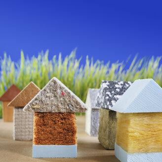 Green building, organic building materials - BIF000287