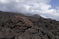 Spain, Canary Islands, La Palma, Fuencaliente, Lava flow of the eruption of Teneguia - SIEF004963