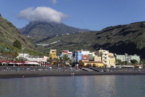 Spain, Canary Islands, La Palma, Puerto de Tazacorte - SIEF004958