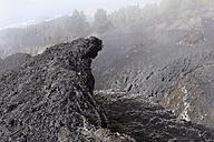 Spain, Canary Islands, La Palma, Coladas de San Juan, Cumbre Vieja, Lava flow - SIEF004950
