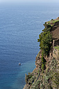 Portugal, Madeira, Cabo Girao, view to Atlantic - HLF000352