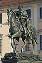 Germany, Thuringia, Weimar, Platz der Demokratie, Carl-August-Memorial - HWOF000084