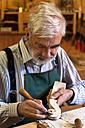 Violin maker at work - TCF003820