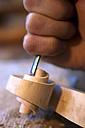Violin maker at work - TCF003807