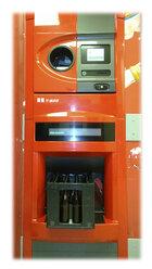 Bottle return machine, Bavaria, Germany - MAE007607