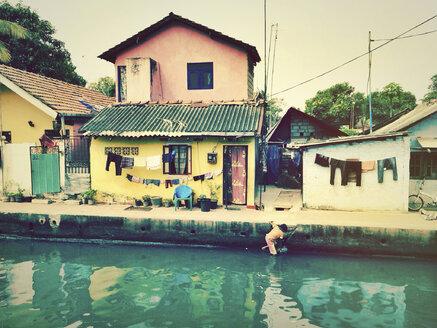 Dutch Channel, Singalese, Negombo, Sri Lanka - DRF000373