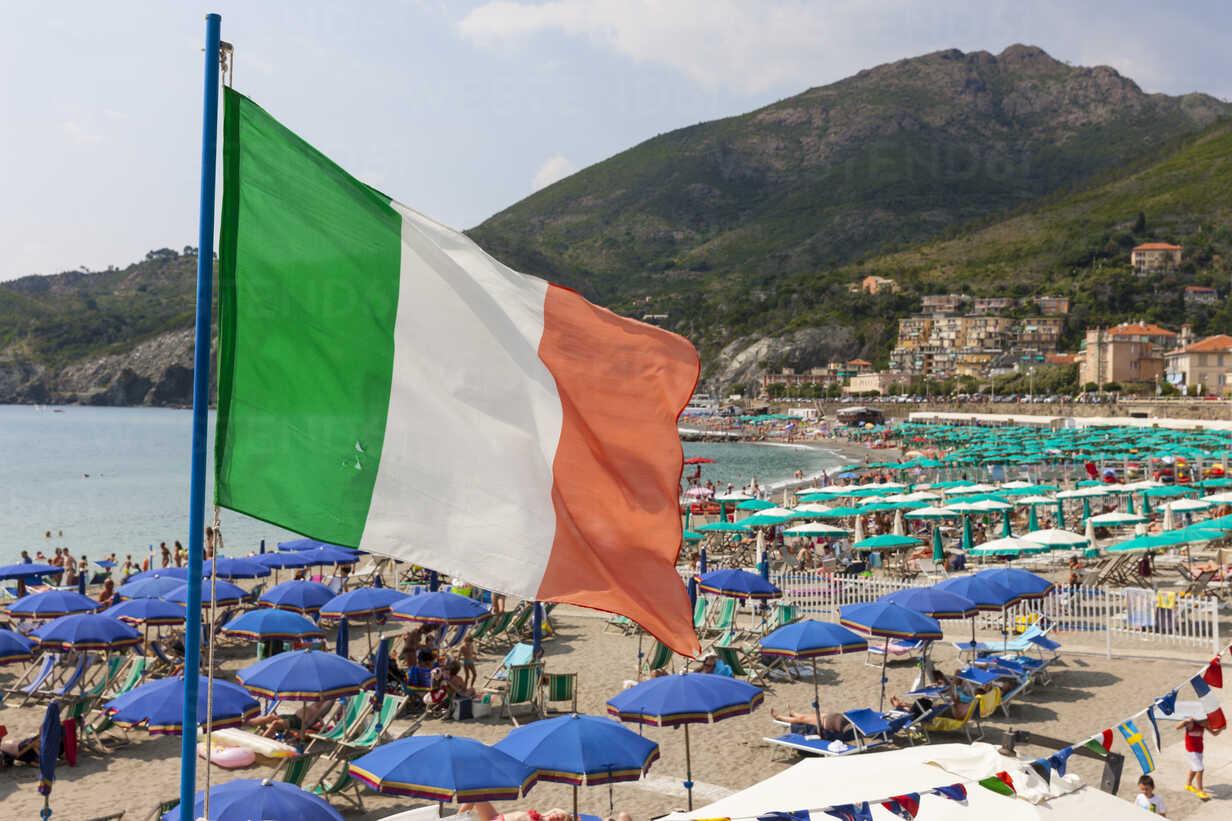 Italy, Cinque Terre, Lido of Levanto - AMF001619 - Martin Moxter/Westend61