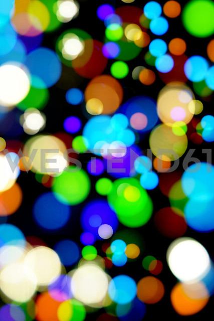 Bokeh, coloured lights, composing - HOHF000357