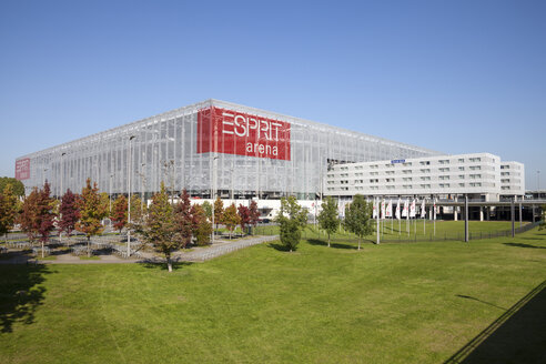 Germany, North Rhine-Westphalia, Dusseldorf,  ESPRIT Arena - WI000317