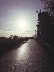 Winter sun in Bonn, NRW, Germany - MFF000792