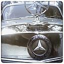Mercedes Benz symbol - KRP000090