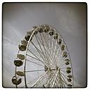 Germany, Hamburg, Ferris Wheel - KRPF000137