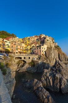 Italy, Liguria, Cinque Terre, Manarola - AMF001686