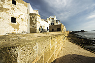 Morocco, Marrakesh-Tensift-El Haouz, Essaouira, part of city wall - THAF000004