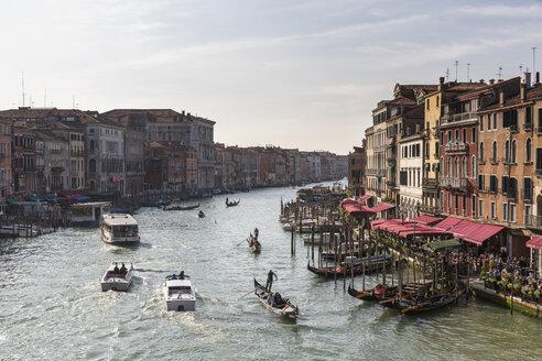 Italy, Venice, Canale Grande - FOF005792