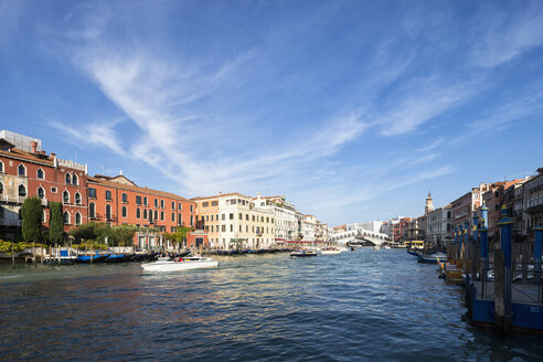 Italy, Venice, Canale Grande - FOF005798
