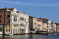 Italy, Venice, Canale Grande - FOF005807