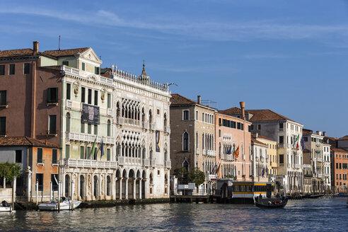 Italy, Venice, Canale Grande - FOF005807